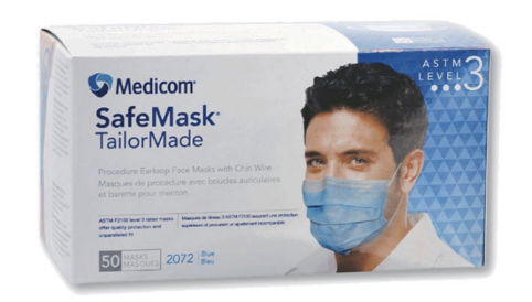 vfe surgical mask