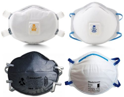 virus protection mask n100
